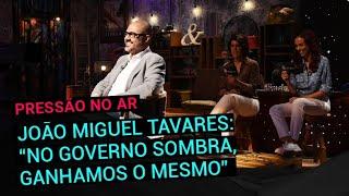 Download João Miguel Tavares: ″No Governo Sombra, ganhamos todos o mesmo″ | 5 Para a Meia-Noite | RTP Video