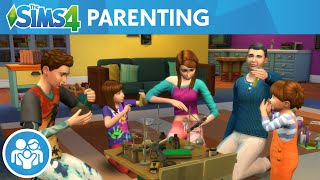 Download The Sims 4 Parenthood: Parenting Official Gameplay Trailer Video