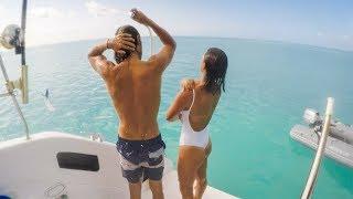 Download Days Underwater ft. Shark vs Lobster and Marlin! (Sailing La Vagabonde) Ep. 143 Video