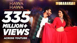 Download ″Hawa Hawa″ (Full Video Song) | Mubarakan | Anil Kapoor, Arjun Kapoor, Ileana D'Cruz, Athiya Shetty Video