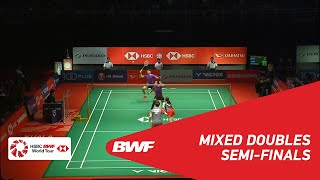 Download SF | XD | WATANABE/HIGASHINO (JPN) [1] vs CHAN/GOH (MAS) [3] | BWF 2019 Video