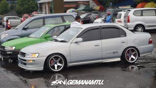 Top modified toyota corolla 8th generation Free Download
