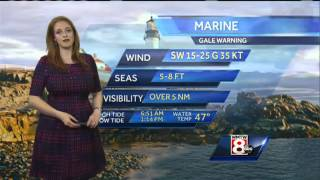 Download Mallory's Monday Afternoon Weather Forecast Video