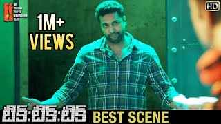 Download TIK TIK TIK Movie Best Scenes | Jayam Ravi Shocks with his Skills | Nivetha Pethuraj | STTV Films Video