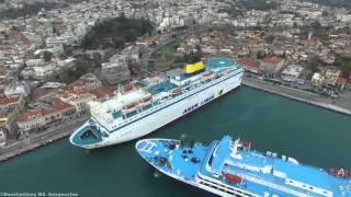 Download Οι ελιγμοί του Νήσος Ρόδος που κόβουν την ανάσα! Video