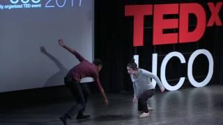 Download A Dance Performance | Lacy Allstatt & Chris Shepard | TEDxUCO Video