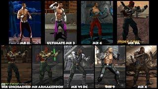 Download Mortal Kombat JAX Graphic Evolution 1993-2015 | ARCADE PSX PS2 PSP XBOX PC | PC ULTRA Video