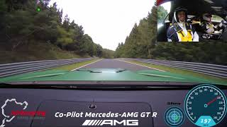 Download Mercedes-AMG GT R Co-PIlot mit Flying Uwe / Onboard Video