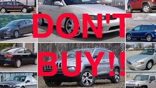 Download 10 Used Cars You Should NEVER Buy (Part 5) Video