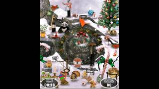 Download Winter Christmas Hidden Object Video