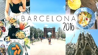 Download Travel Diary// Barcelona 2016 Video