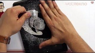 Download Teknolojiye Atarlanan Adam - Tableti Parçalıyor! (Taş İncelemesi Kamera Arkası) Video