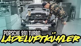 Download JP Performance - Porsche 991 Turbo Ladeluftkühler! Video