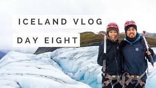 Download Iceland VLOG | Day 8 | Jökulsárlón | Glacier Lagoon | Ice Climbing | Glacier Walk Video