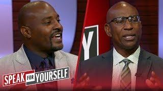 Download Eric Dickerson weighs in on the backlash he's faced since HOF protest | NFL | SPEAK FOR YOURSELF Video