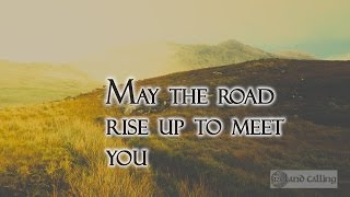 Download Irish Blessing - May the Road Rise Up to Meet You Video