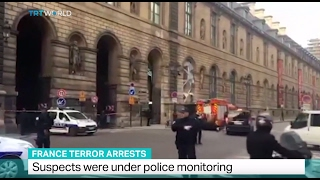 Download France Terror Arrests: Four suspects arrested in city of Montpellier Video