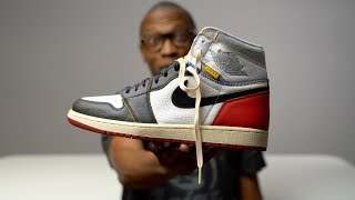 Download HANDS-ON: Air JORDAN 1 ″UNION″ NRG Review and On-Feet Video