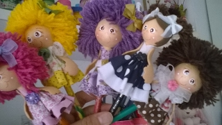 Download ponteiras menininhas pompons Video