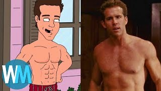 Download Top 10 Celebs Who Played Themselves on Family Guy Video