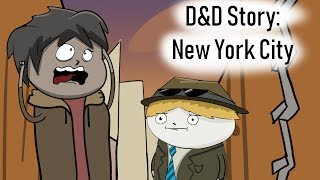 Download D&D Story: That time our characters went to New York City Video