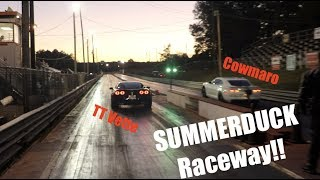 Download Cowmaro and Twin Turbo Vette Invade Summerduck!!! Video