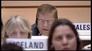 Download Palestinian rep bashes Israel at UN's 2017 World Health Assembly Video