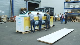 Download DHL and Delft Hyperloop: Turning science fiction into reality Video