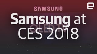 Download Samsung's CES 2018 event in under 12 minutes Video
