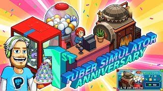 Download Pewdiepie's Tuber Simulator - Happy 1st Year Anniversary / Celebration Update! (September 29th 2017) Video