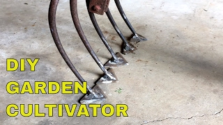 Download DIY Garden Cultivator~THIS WORKS FANTASTIC! Video