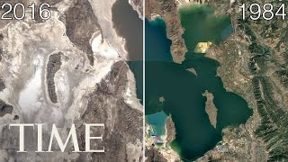 Download Three Decades of Earth Seen From Space | TIME Video