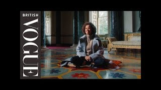 Download Getting To Know Gugu Mbatha-Raw   British Vogue Video