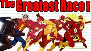 Download Who Is The Fastest Flash? Video