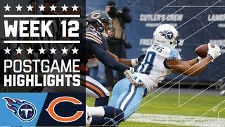 Download Titans vs. Bears | NFL Week 12 Game Highlights Video