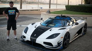 Download Taking the Koenigsegg to the only 7 Star Hotel in the World Video