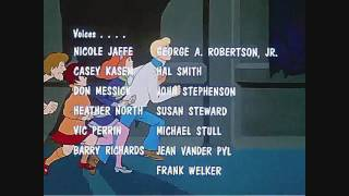 Download scooby doo where are you, s2, end credits HB logo intact HI RES Video
