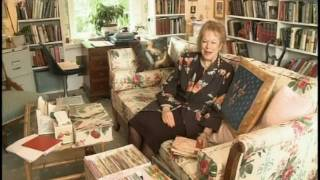 Download Lady Antonia Fraser in her write room Video