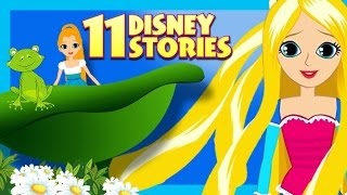 Download 11 Best Disney Stories - Disney Princess Stories || Fairy Tales And Bedtime Stories For Kids Video