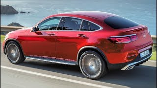 Download 2020 Mercedes GLC - A Coupe With The Functionality Of An SUV Video