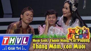 Download THVL | Thử tài siêu nhí - Tập 11: Thằng Mắm, con Muối - NSƯT Hoài Linh, Thanh Hằng, Cát Phượng Video