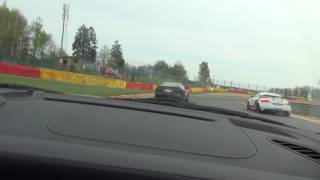 Download Ferrari F12Berlinetta being chased by Porsche 997 Turbo PDK Spa Francorchamps by happy amateurs 🤓😋 Video