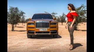 Download TOP 5 FEATURES on the ROLLS ROYCE CULLINAN! Video