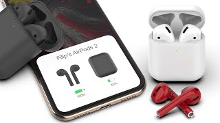 Download AirPods 2 & 3 Leak! Release Date, Rumors & Concept! Video