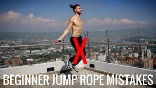 Download Top Beginner Jump Rope Mistakes Video