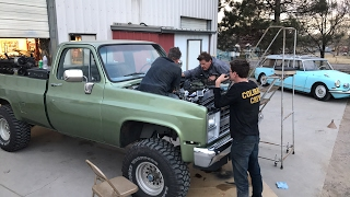 Download Live! Big Green ZZ6 Engine Swap: Will it Fire? Take 2: Behind the Scenes Video
