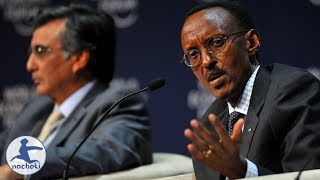 Download Rwandan President Destroys Bad African Leaders with Brutal Speech Video