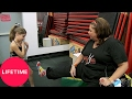 Download Dance Moms: Goodbye Special: Foot Rubs Ain't Free (S6, E21) | Lifetime Video