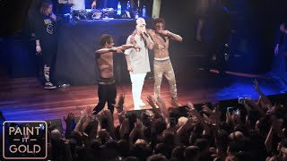 Download Rae Sremmurd & Justin Bieber - 'What Do You Mean?' / 'No Type' - Auckland, NZ Video