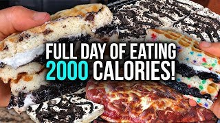 Download 2000 Calorie Full Day of Eating Video